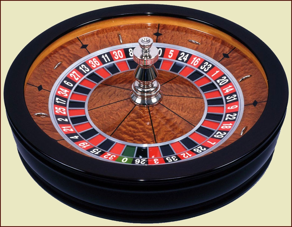 roulette rad zahlen